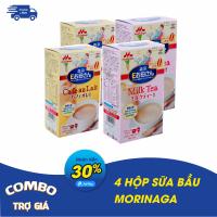 Combo 04 Hộp Sữa Bầu Morinaga