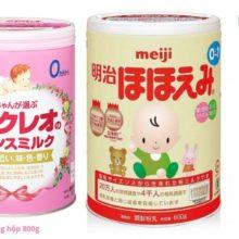 Sữa Icreo Glico, sữa Morinaga và sữa Meiji – Sữa nào dùng tốt hơn?