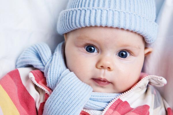 Chăm sóc bé mùa đông
