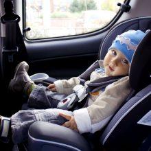 Chọn mua ghế ô tô trẻ em (phần 1)