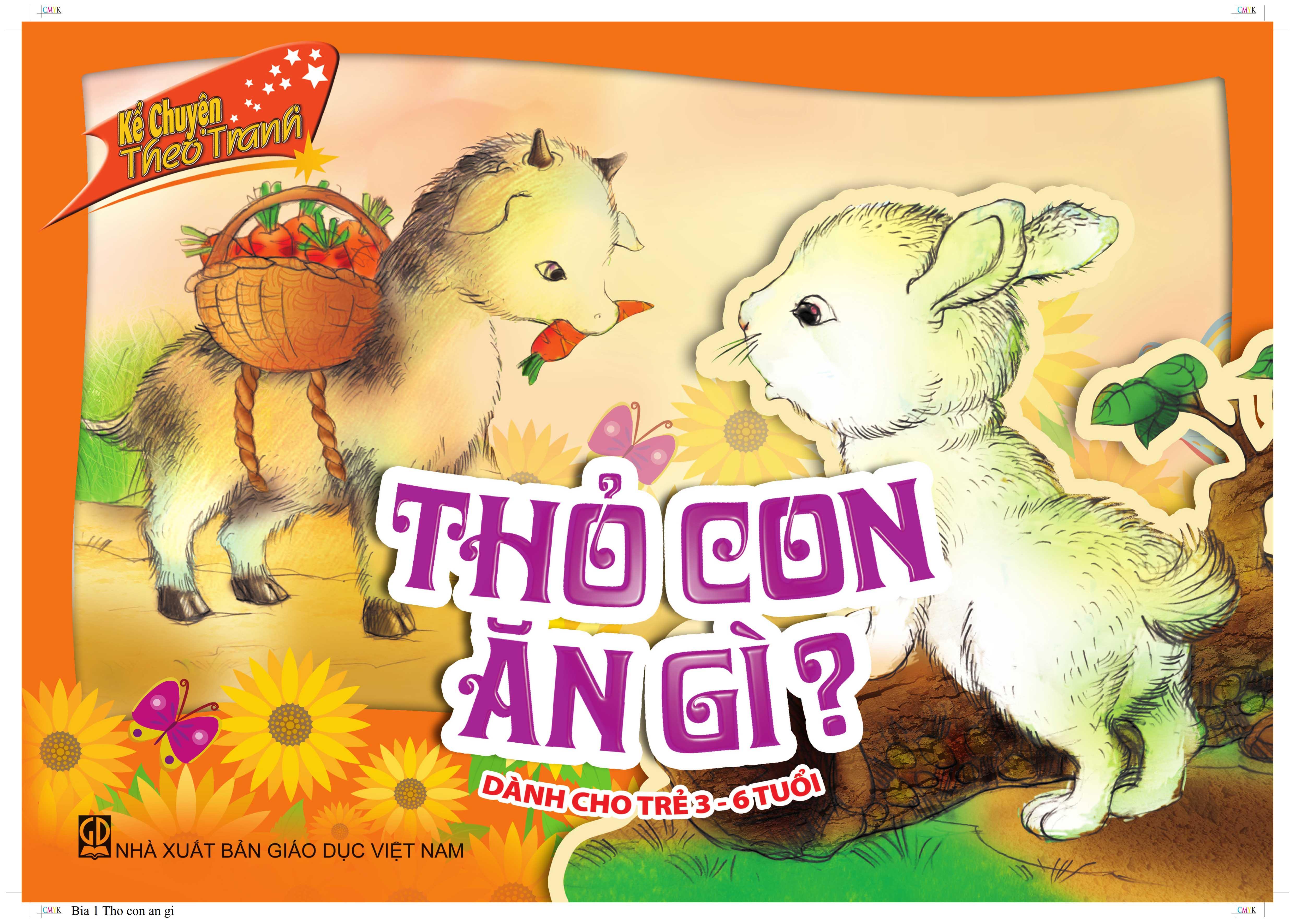 Thỏ con ăn gì?