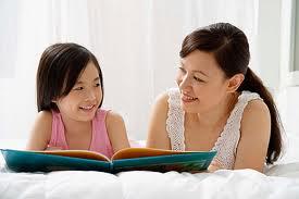 Lợi ích việc đọc sách cho con