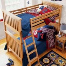 Các mẫu giường tầng cho bé gái