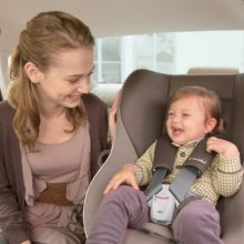 Chọn mua ghế ô tô trẻ em (phần 2)