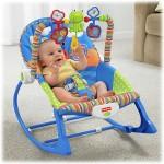 Tư vấn chọn mua ghế rung an toàn cho bé