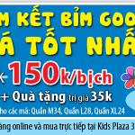 Bỉm Goon – Cam kết giá tốt nhất tại Kids Plaza