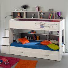 5 lý do vì sao giường tầng trẻ em ngày càng phổ biến?