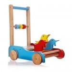 Xe tập đi gỗ Kiza – nâng niu những bước đi đầu đời của bé