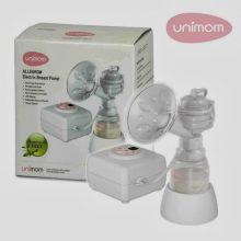 Kích thích việc tiết sữa với Máy hút sữa điện tử Unimom Allegro