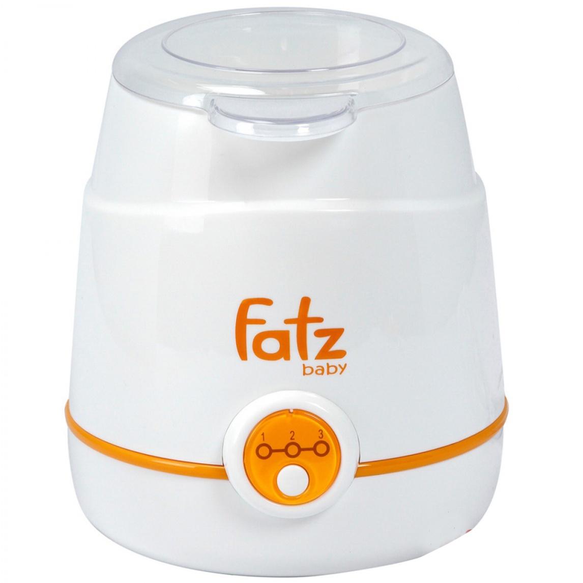 Máy hâm sữa Fatzbabyphù hợp với mọi bình sữa