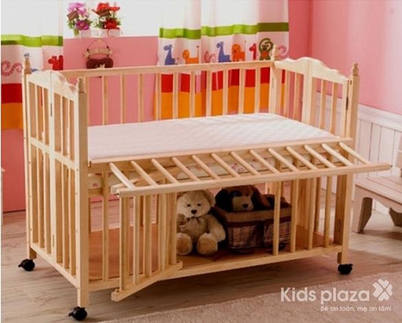 chọn mua giường cũi cho bé