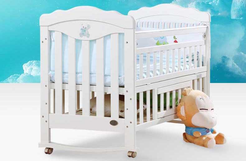 Mua giường cũi cho trẻ em giá tốt
