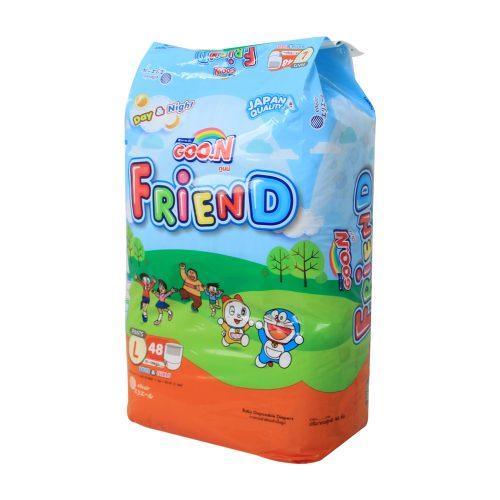 Bỉm Goon Friend xuất khẩu Việt Nam