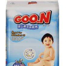 Phân biệt các loại bỉm Goon nội địa và xuất khẩu Nhật, Thái?