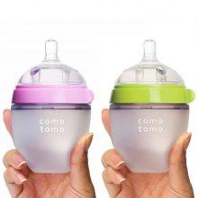 Cách vệ sinh bình sữa Comotomo