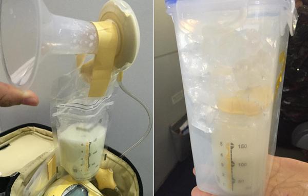 Mách mẹ cách hút và trữ sữa tiện lợi khi đi làm
