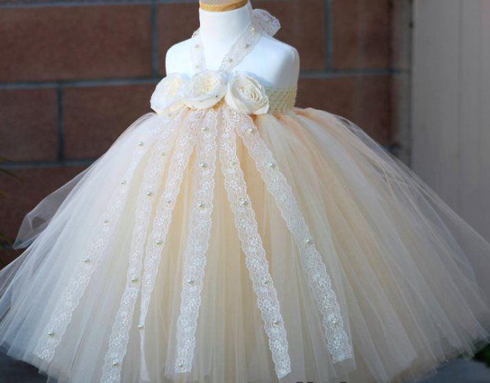 3 bước đơn giản làm váy TUTU đáng yêu cho bé