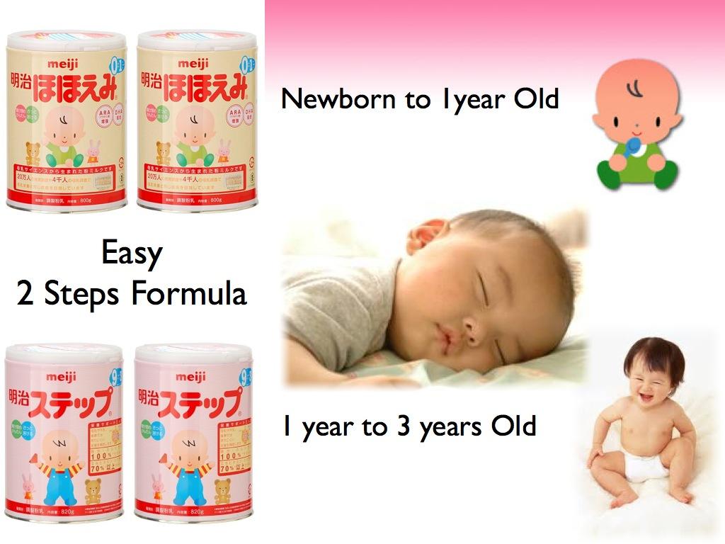 Tìm hiểu thêm về sữa Meiji nội địa Nhật