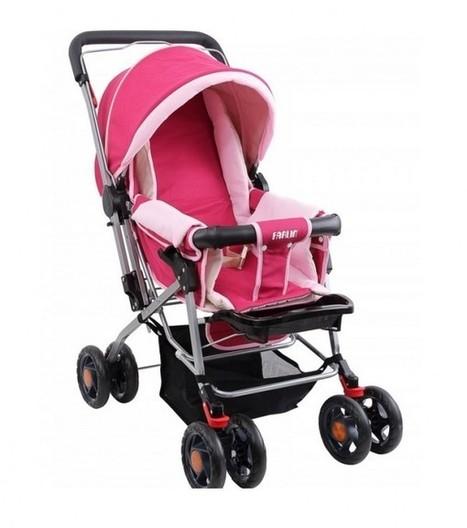 Hướng dẫn cách mang xe đẩy cho em bé lên máy bay