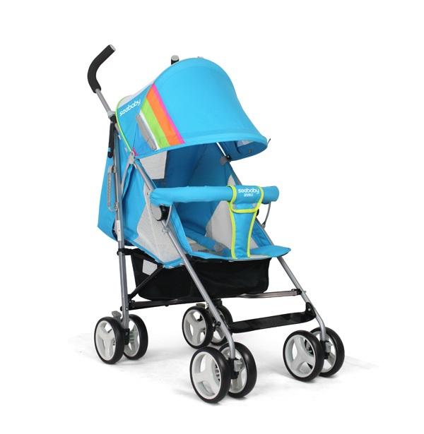 Khi nào một em bé có thể đi xe đẩy?