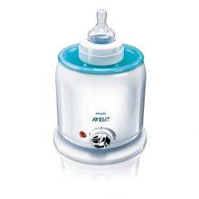 So sánh máy hâm sữa Phillps Avent SCF255/57 và máy hâm sữa thế hệ mới Model 2015 Philips Avent SCF355/00