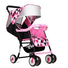 Hướng dẫn mẹ chọn mua xe đẩy cho bé chi tiết nhất