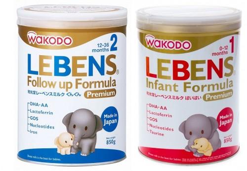 Sữa Wakodo Lebens có tốt không?