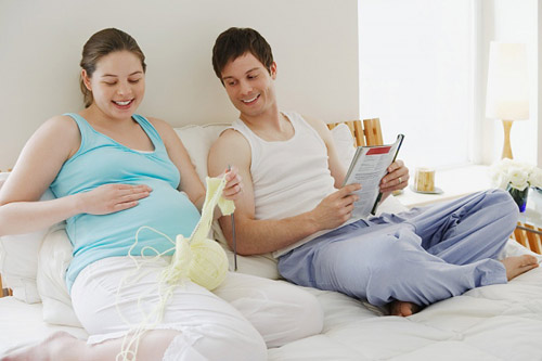 """Chồng ơi, nhớ thực hiện """"7 không"""" khi vợ mang thai nhé !"""