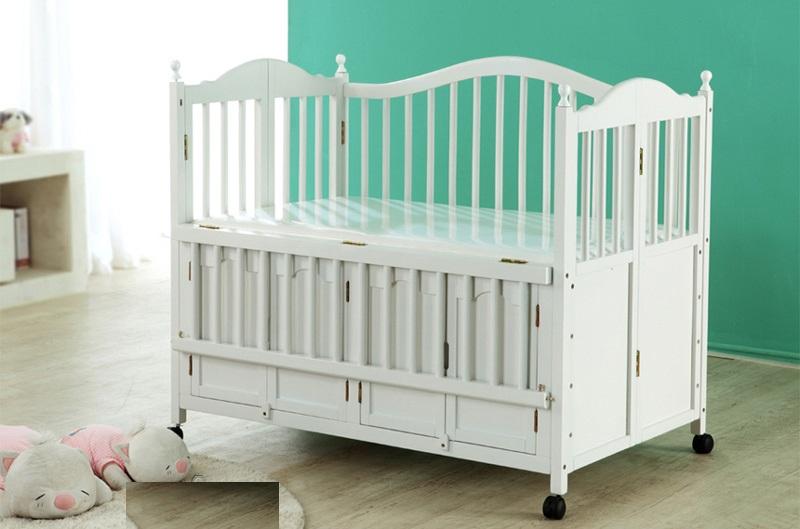 Địa chỉ mua giường cũi cho bé tốt nhất