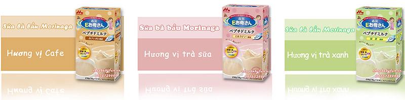 Vì sao sữa bầu Morinaga luôn được ưu tiên lựa chọn?