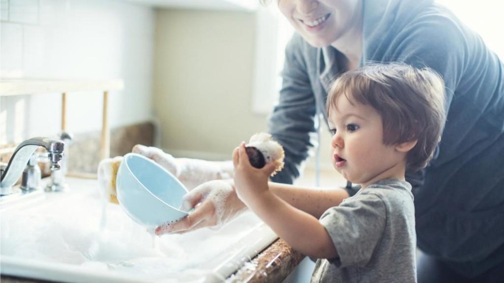 13 điều mẹ cần phải dạy con trước khi lên 4 tuổi