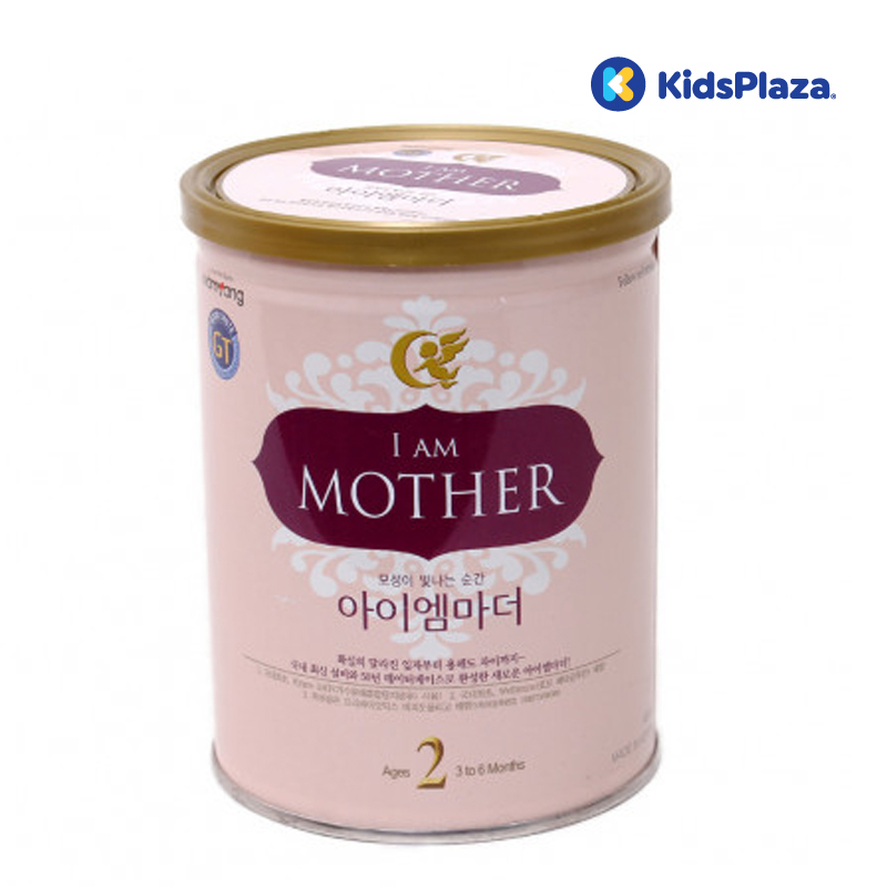 Dinh dưỡng khởi đầu cho mẹ bầu và thai nhi cùng sữa bột I am Mother Mom