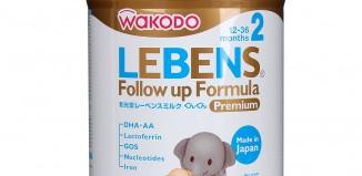 Sữa Wakodo Lebens số 2 300g có gì đặc biệt?