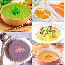 Công thức nấu 15 món bột ăn dặm bổ dưỡng giúp bé phát triển thông minh nhất