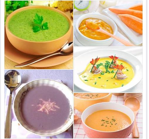 Công thức nấu 15 món cháo ăn dặm bổ dưỡng giúp bé phát triển thông minh nhất