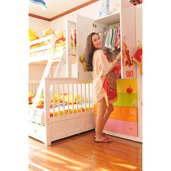 giường 2 tầng cho trẻ