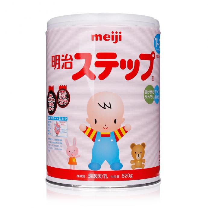 Sữa Meiji Nhật số 9 cho bé 1-3 tuổi