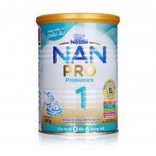 Đánh giá sữa Nan Pro 1 đối với sự phát triển của trẻ