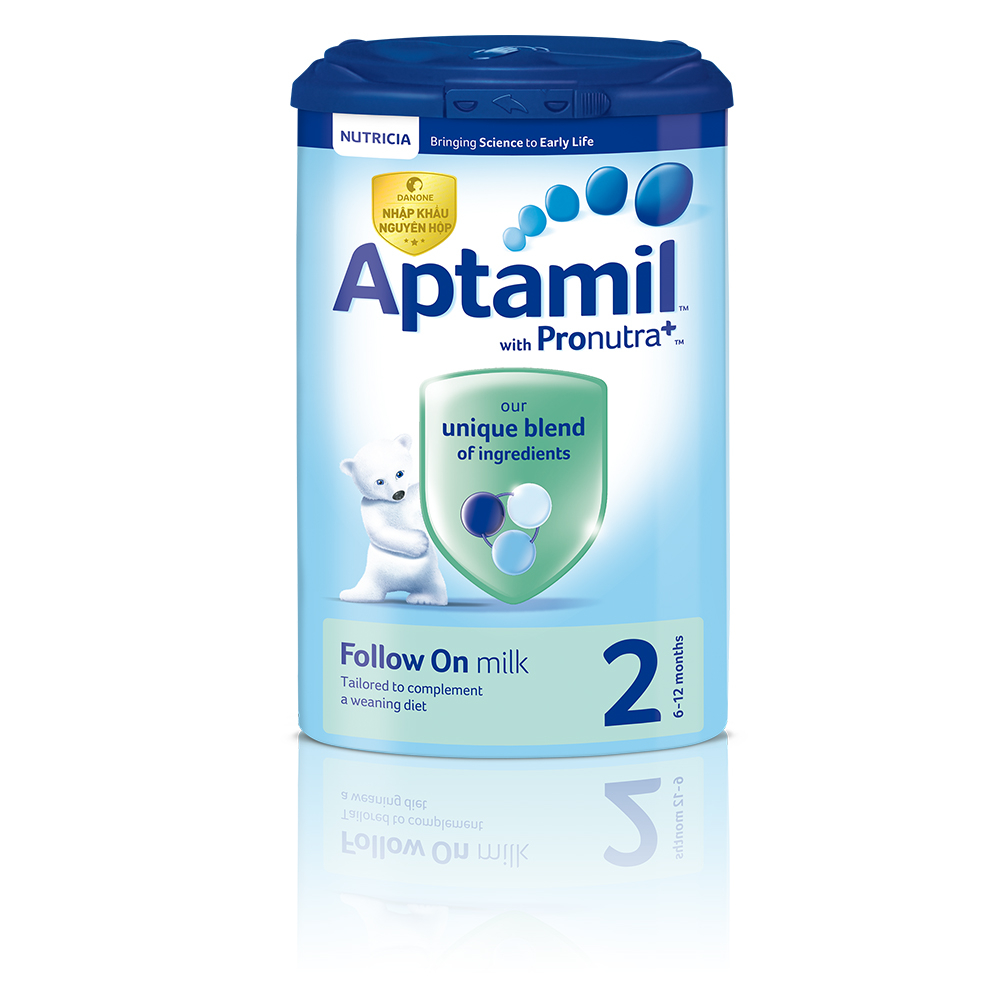 Sữa Aptamil số 2 900g