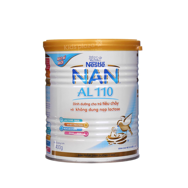 Sữa Nan AL110 400g cho trẻ tiêu chảy