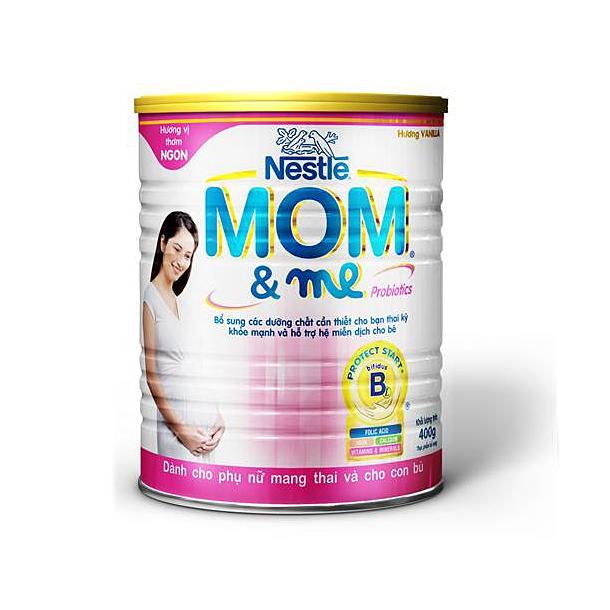 Sữa Nan Mom&Me 400g