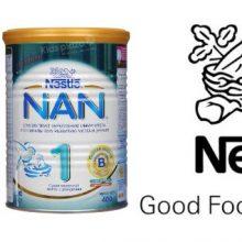 Tôi chọn sữa Nan cho con vì tôi tin tưởng Nestle!