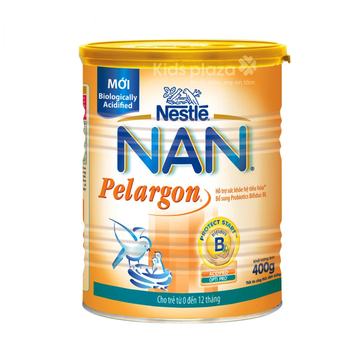 Sữa Nan Pelargon 400g