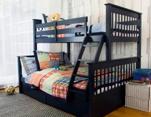 giường tầng cho bé dễ thương