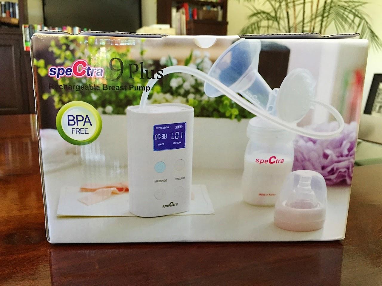 cách chọn máy hút sữa không có bpa