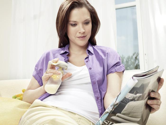 dùng máy hút sữa có làm mất sữa không