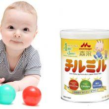5 lí do thuyết phục mẹ nên chọn sữa Morinaga Nhật cho trẻ