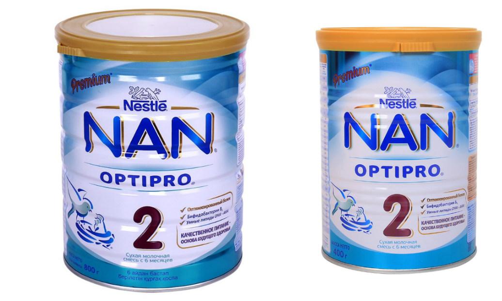 Sữa Nan Nga số 2 của Nestle
