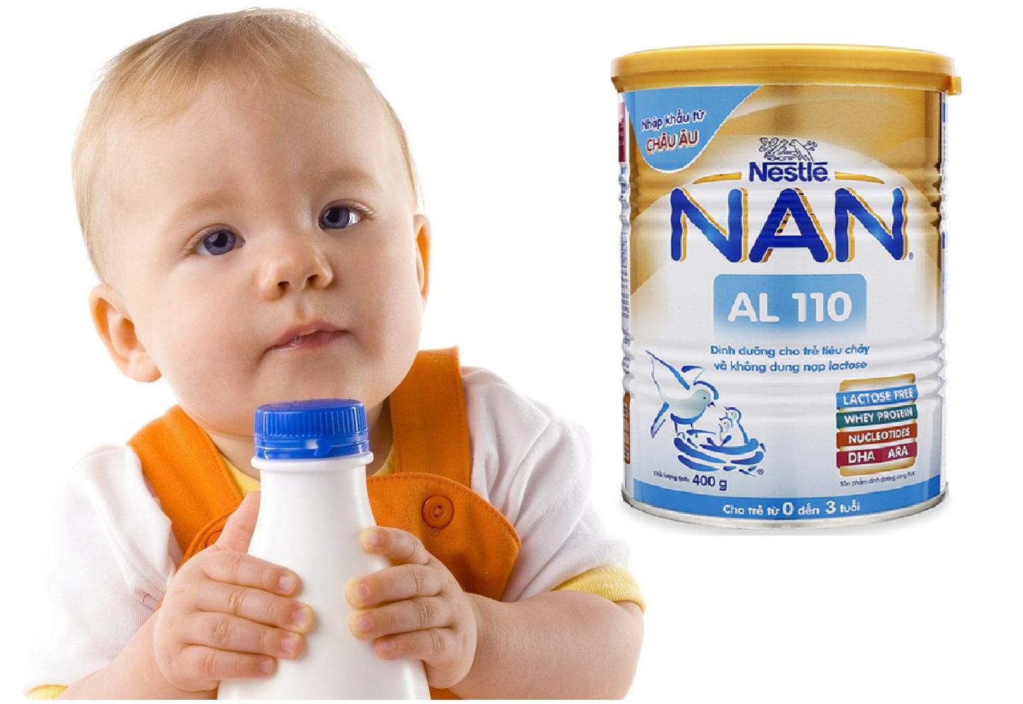 """7 lưu ý """"sống còn"""" khi dùng sữa Nan cho trẻ sơ sinh"""