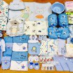 Danh sách đồ sơ sinh cần chuẩn bị cho mẹ và bé